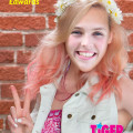 Tiger Beat Star of the Day: Amy, as Perrie Edwards!