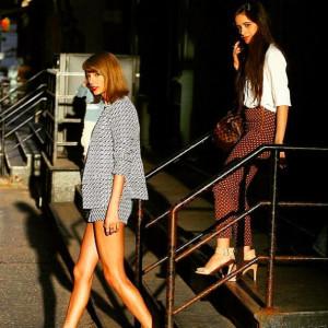 Taylor and Camila