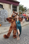 Best Buds: Lindsey and Scooby Doo!